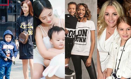 Những ngôi sao nữ sẵn sàng làm mẹ ở tuổi đôi mươi
