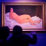 Bức tranh của danh họa Modigliani được bán với giá hơn 157 triệu USD