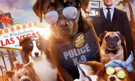 """Show Dogs – Khi các chú cún trở thành """"đặc vụ"""" FBI """"siêu ngầu"""""""