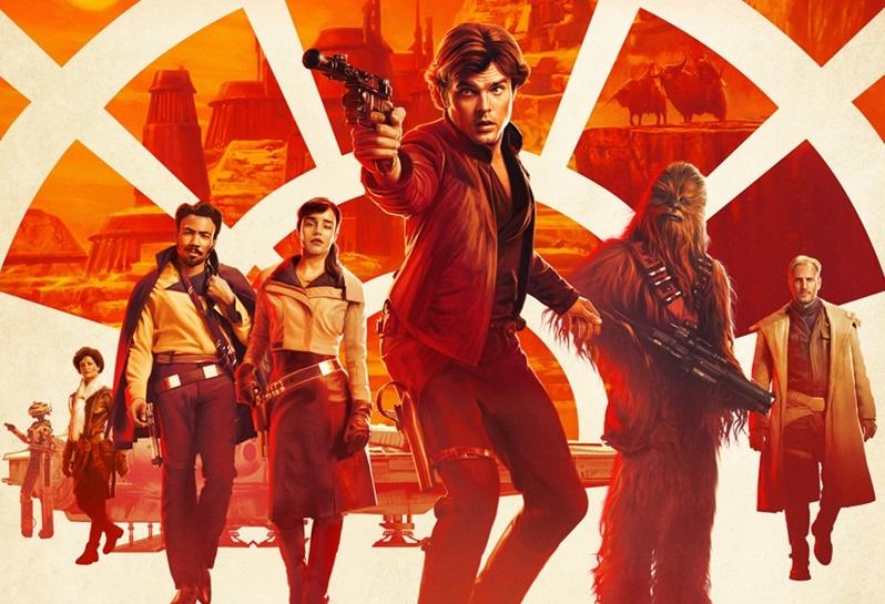 Đời trai trẻ của Han Solo được bật mí trong siêu phẩm phiêu lưu hành động mới của Star Wars