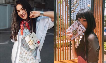 Fashionista Việt cùng cơn sốt Furla Hello Kitty