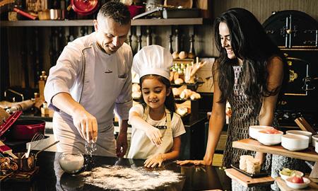 Mövenpick Hotels & Resorts đem đến những trải nghiệm đặc biệt dành cho các gia đình