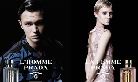 Le Femme Prada L'Eau & L'Homme Parade L'Eau – Dòng chảy tươi mát giữa mùa hè rực rỡ