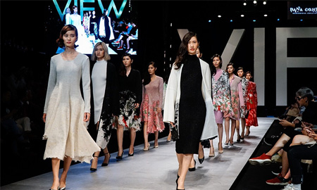 ALMA đồng hành cùng ĐSQ Isarel tham dự Tuần lễ Thời trang Quốc tế Việt Nam 2018