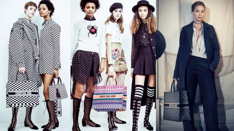 Dior Book Tote – Chiếc túi mang theo được cả thế giới