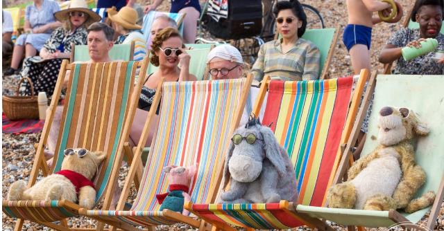 Gấu Pooh và những người bạn sẽ quay trở lại trong siêu phẩm mới của mùa hè năm nay