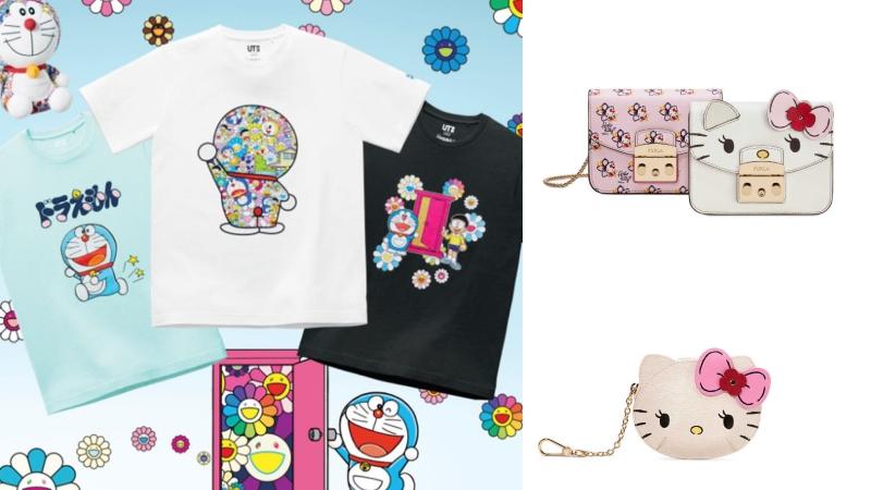 """BST lấy cảm hứng từ Doraemon và Hello Kitty cực kỳ """"cute"""" mà ai cũng khao khát"""
