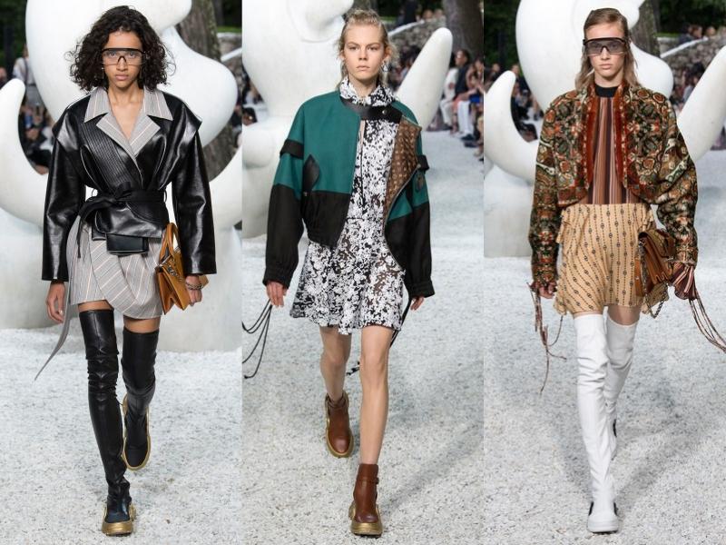 Những chiếc áo khoác của Louis Vuitton luôn xuất hiện trong các BST và là món đồ thể hiện tuyên ngôn thời trang vô cùng ấn tượng.
