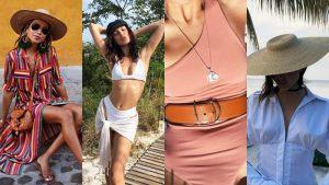 Bắt kịp 8 xu hướng thời trang dạo biển để tỏa sáng trở thành quý cô mùa hè 2018