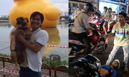 2 hiệp sĩ đường phố Sài Gòn hy sinh: Đừng đẩy họ lao vào hiểm nguy vì sự nghĩa hiệp!