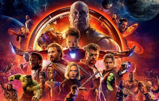 """""""Avengers: Infinity War"""" thu hơn 1 tỷ USD dù chưa chiếu ở Trung Quốc"""