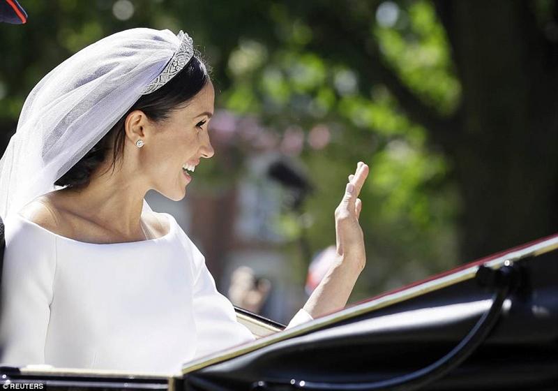 nay đã là Nữ công tước xứ Sussex