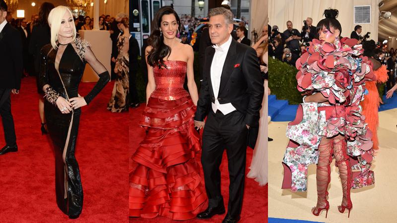 """Phong cách thảm đỏ mê hoặc của 3 """"nữ chủ tọa"""" của MET Gala 2018"""
