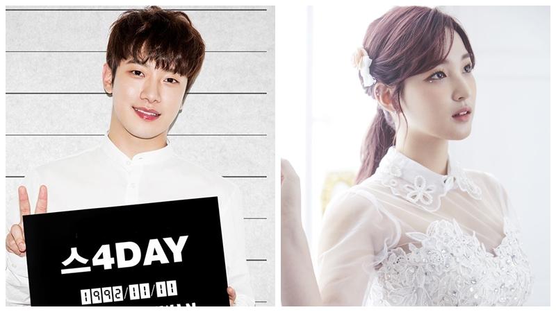 Showbiz Hàn lại sắp dậy sóng với đám cưới của Minhwan (F.T.Island) và Yulhee (Laboum)