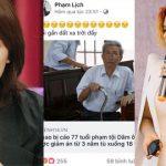 Sao Việt phẫn nộ khi bị cáo ấu dâm ở Vũng Tàu được hưởng án treo