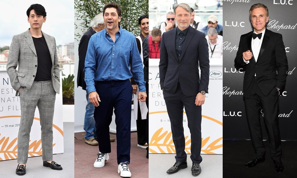 Điểm mặt 8 quý ông lịch lãm nhất thảm đỏ Cannes 2018