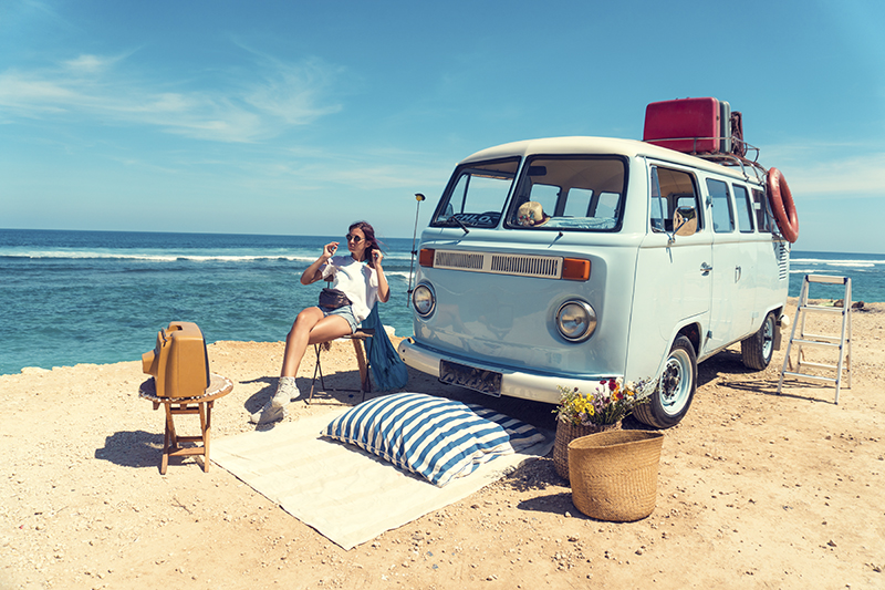 Làm thế nào để xế yêu và bạn chiến thắng nắng nóng trong ngày hè rực lửa?