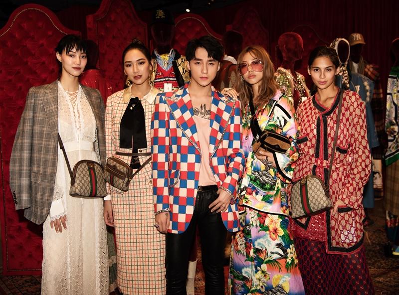 Sơn Tùng M-TP nổi bật tại sự kiện của Gucci ở Hong Kong