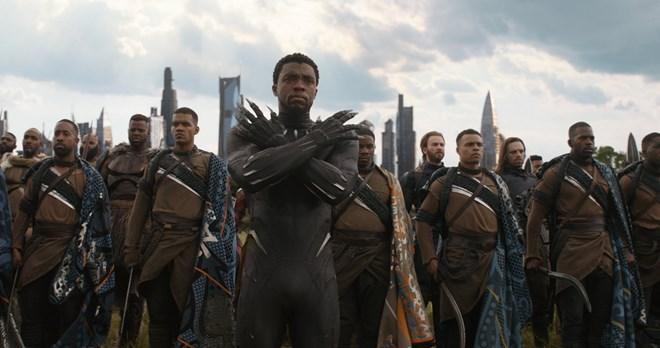 """""""Black Panther"""" đánh bại """"Avengers: Infinity War"""" ở đề cử giải MTV Movie&TV"""
