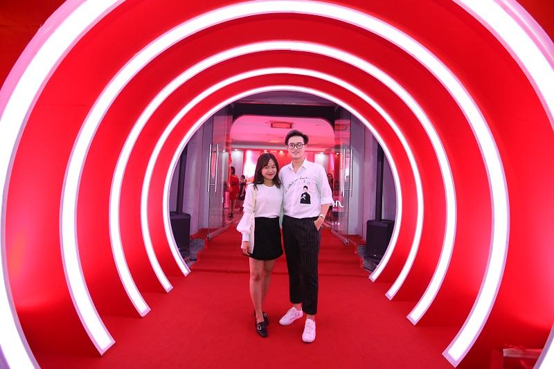 Beauty blogger Óng Ánh và