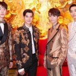 Bộ tứ mỹ nam Châu Á khuấy đảo show diễn của Dolce & Gabbana