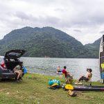 """Hồ Ba Bể – """"Viên ngọc bích"""" giữa núi rừng Đông Bắc"""