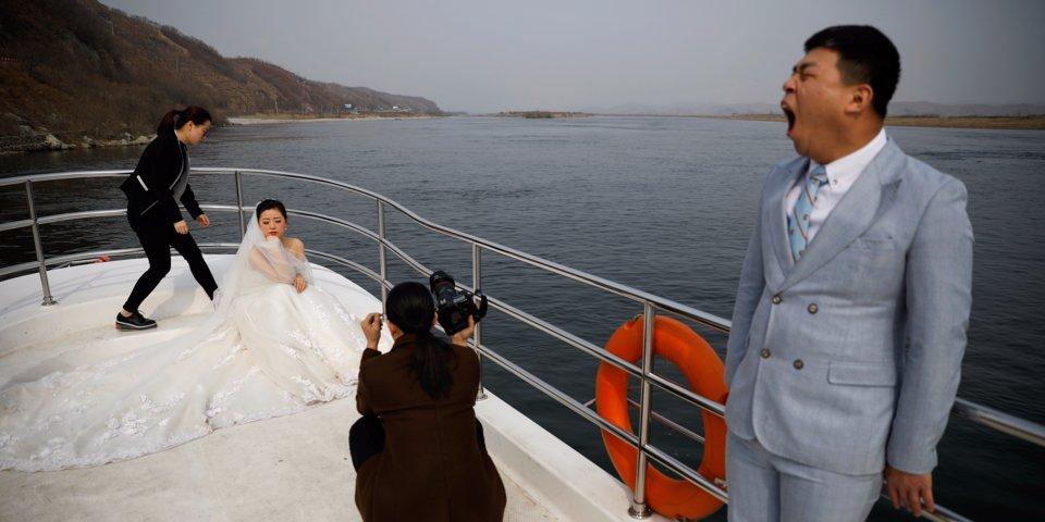 Giờ đây các cặp vợ chồng Trung Quốc có thể ly hôn qua mạng bằng ứng dụng smartphone