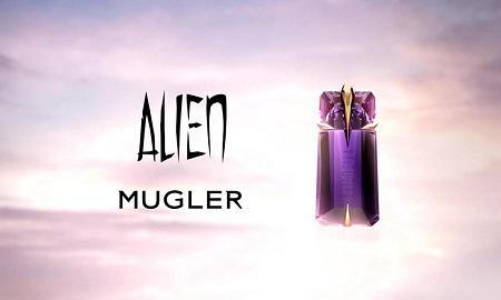 """Mugler Alien: Hương thơm """"ngoài hành tinh"""""""