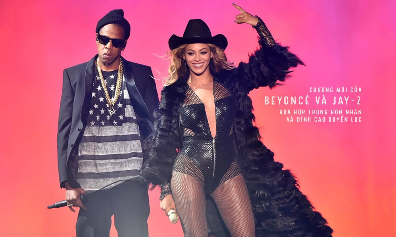 Chương mới của Beyoncé và Jay-Z: Hoà hợp trong hôn nhân và đỉnh cao quyền lực