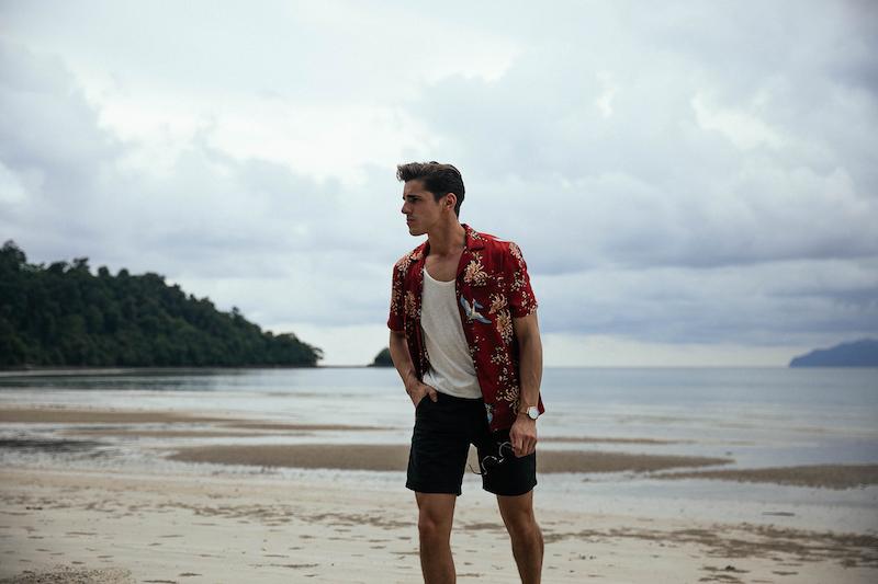 4 cách phối đồ đi biển cho các chàng khiến chị em phải trầm trồ khen ngợi