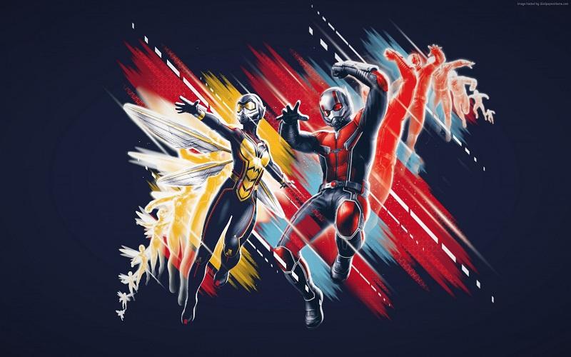 """""""Ant-man and The Wasp"""" sẽ là cứu tinh trong cuộc đại chiến với Thanos?"""