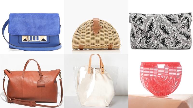 6 kiểu túi xách không thể thiếu trong tủ đồ của các nàng