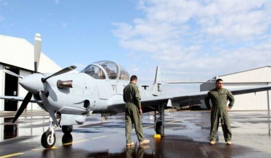 Mỹ bàn giao thêm 4 máy bay tấn công A-29 cho Liban