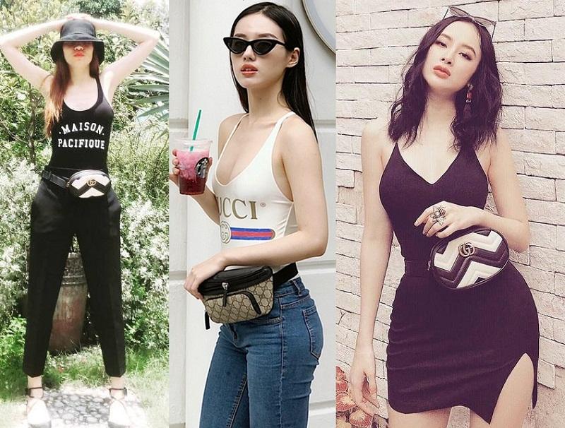"""Hà Hồ, Khánh Linh, Angela Phương Trinh cũng chứng tỏ mình """"thức thời"""" không kém."""