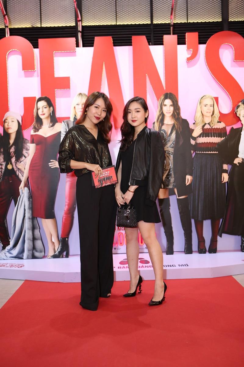 Chloe Nguyễn và An Phương