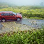 Những chú ý đặc biệt khi lái xe trên đường đồi núi