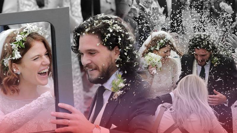 """Fan """"Game of Thrones"""" nói gì về đám cưới ngoài đời thực của Jon Snow và Ygritte?"""