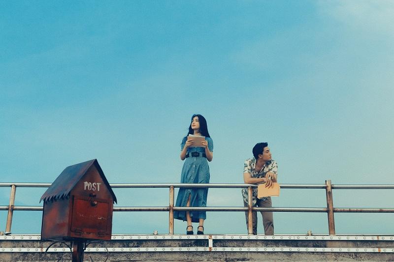 Chuyện tình kì lạ của Quang Đại và Châu Bùi qua những lá thư tay lãng mạn đến nao lòng