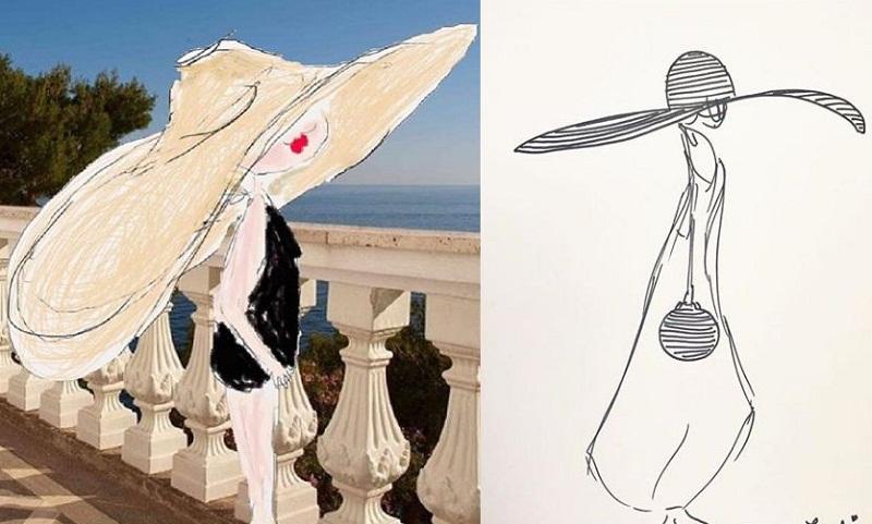 Chiếc mũ rộng vành đang làm điên đảo các tín đồ thời trang khắp thế giới.