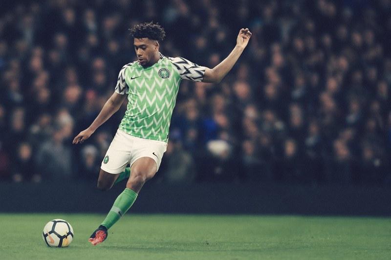 Dù World Cup 2018 chưa diễn ra, nhưng tuyểnNigeria đã giành chiến thắng về thời trang trong lòng người hâm mộ