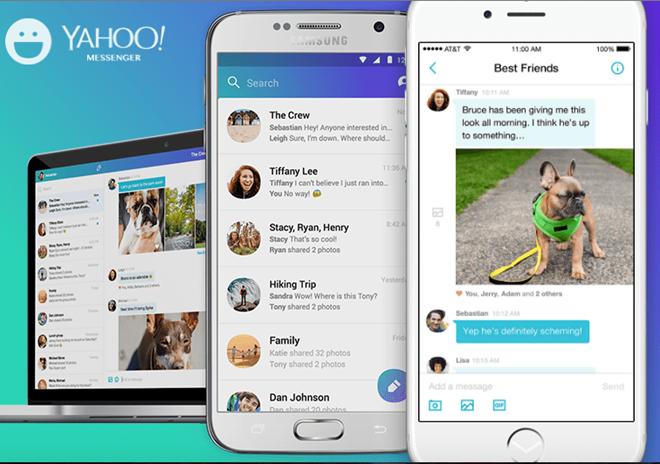 """Hết """"sống ngắc ngoải"""" Yahoo Messenger sẽ bị """"khai tử"""" vào tháng tới"""