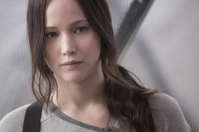 """Hình ảnh trong phim """"Đấu trường sinh tử"""" của Jennifer Lawrence"""