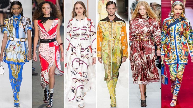 """Đầm lụa họa tiết """"thắp sáng"""" phong cách ngày hè, bạn đã có chưa?"""