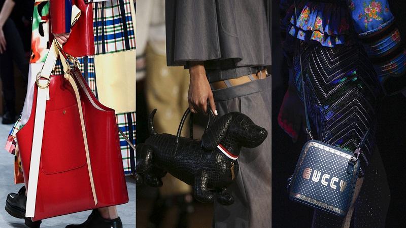 """Những xu hướng túi xách có thể """"đè bẹp"""" túi xách đeo ngang hông"""