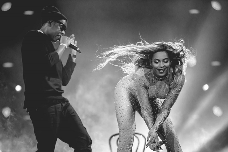 Beyoncé và Jay-Z là hai nghệ sĩ gần như không thể tách rời.