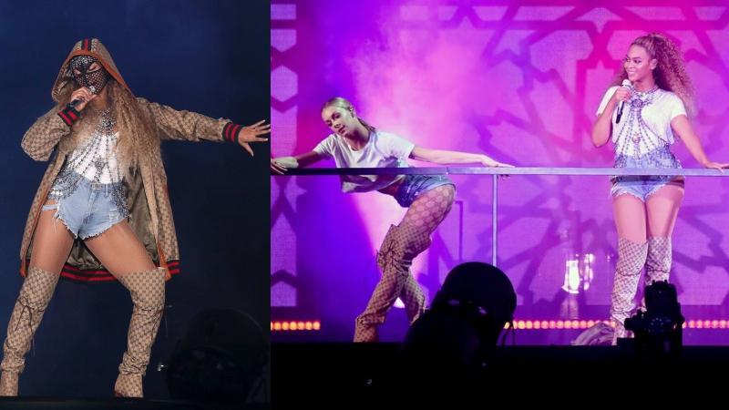 """Beyoncé khẳng định độ """"chịu chơi"""" không ai bằng khi đầu tư đồ hiệu cho cả vũ công"""