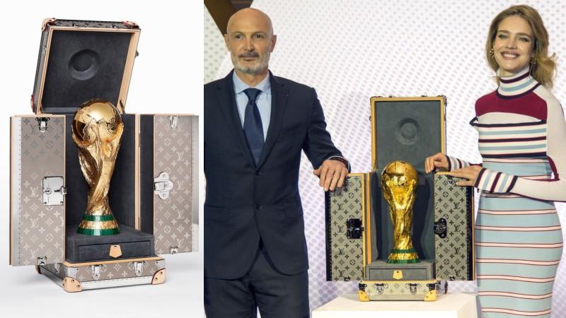 Louis Vuitton tiếp tục đồng hành cùng Giải vô địch bóng đá thế giới – World Cup 2018
