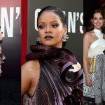 """Rihanna, Cardi B diện đầm """"bung xòe"""", Georgia Fowley tỏa sáng với thiết kế của Công Trí trên thảm đỏ The Diamond Ball 2019"""