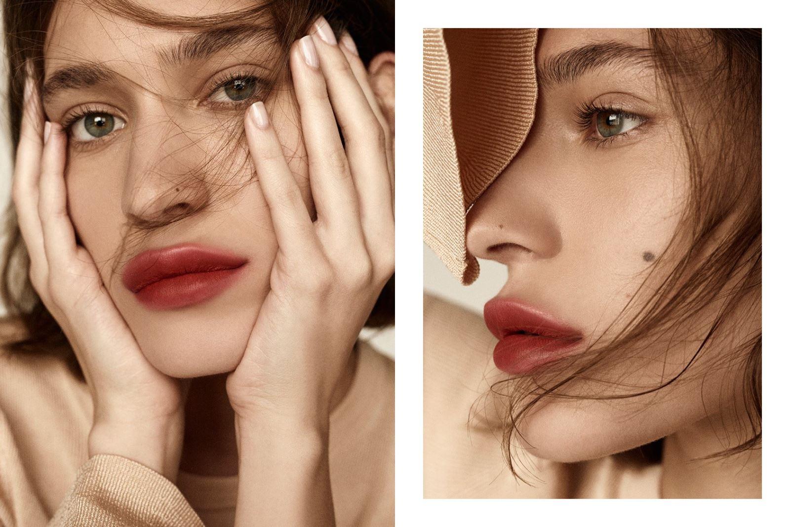 Thử ngay cách đánh son lem viền nếu bạn muốn có đôi môi ngọt ngào, gợi cảm