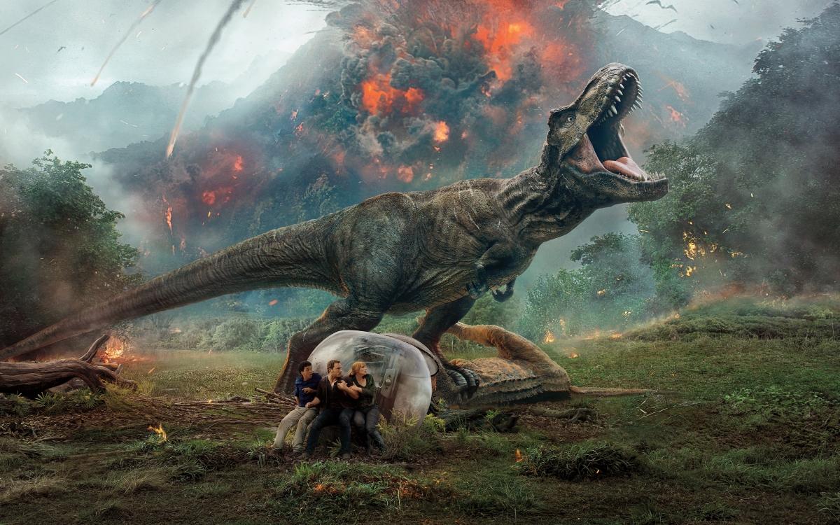 """Jurassic World: Fallen Kingdom"" – Phim kinh dị gothic giữa thế giới hiện đại"